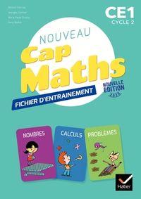 CAP MATHS CE1 ED.  2020