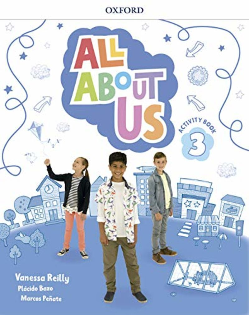 ALL ABOUT US 3  (ACTIVIDADES)