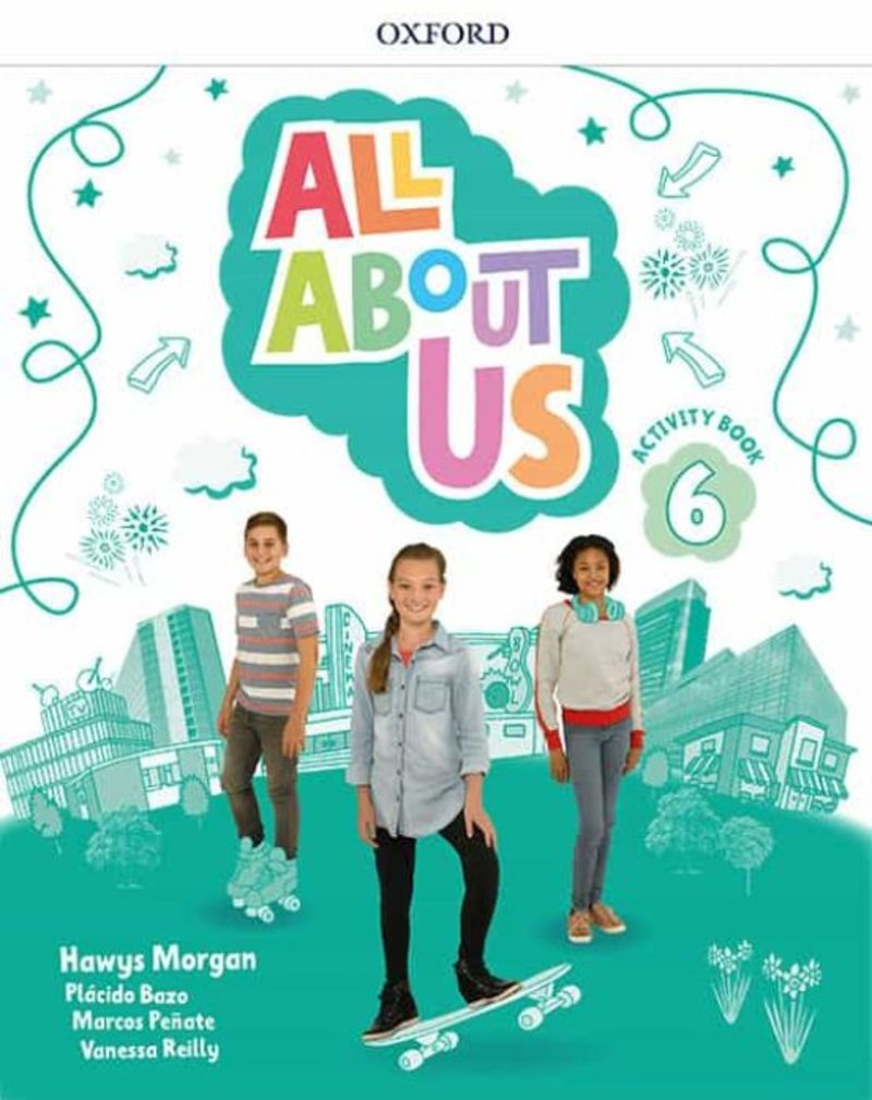 ALL ABOUT US 6 ACTIVITY BOOK