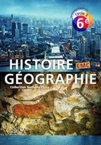 HISTOIRE GEOGRAPHIE EMC 6E