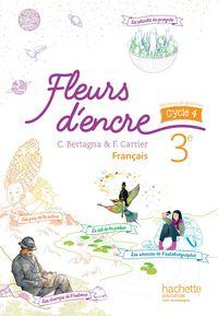 FLEURS D'ENCRE 3EME