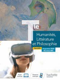 HUMANITES LITTERATUPE PHILOSOPHIE TLE ED.  2020