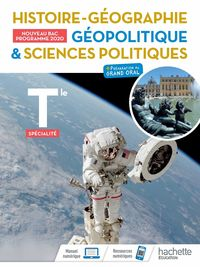 HISTOIRE - GEOGRAPHIE, GEOPOLITIQUE, SCIENCES POLITIQUES ED.  2020