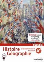 HISTOIRE-GEOGRAPHIE 4EME