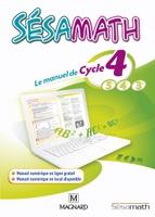 SESAMATH CYCLE 4  (5EME-4EME-3EME)  LIVRE DE L'ELEVE