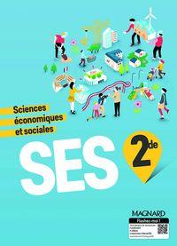 SCIENCES ECONOMIQUES ET SOCIALES 2DE.  ED.  2019