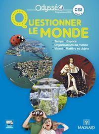 ODYSEO.  QUESTIONER LE MONDE CE2