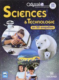 ODYSSEO SCIENCES CM1 / CM2 ED.  2018