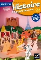 MAGELLAN HISTOIRE CM CYCLE 3 ED.20016 MANUEL DE L'ELEVE