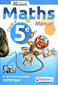 MATHS 5EME.  IPARCOURS