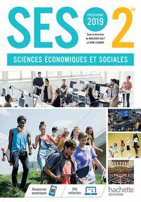 SCIENCES ECONOMIQUES ET SOCIALES 2DE ED.2019