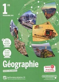 GEOGRAPHIE 1ERE ED.  2019