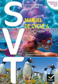 SVT MANUEL CYCLE 4 ED.  2017