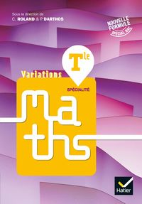 VARIATIONS MATHS TLE ED.  2020