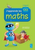 J'APPRENDS LES MATHS CE2.  FICHIER DE L'ELEVE + MEMO