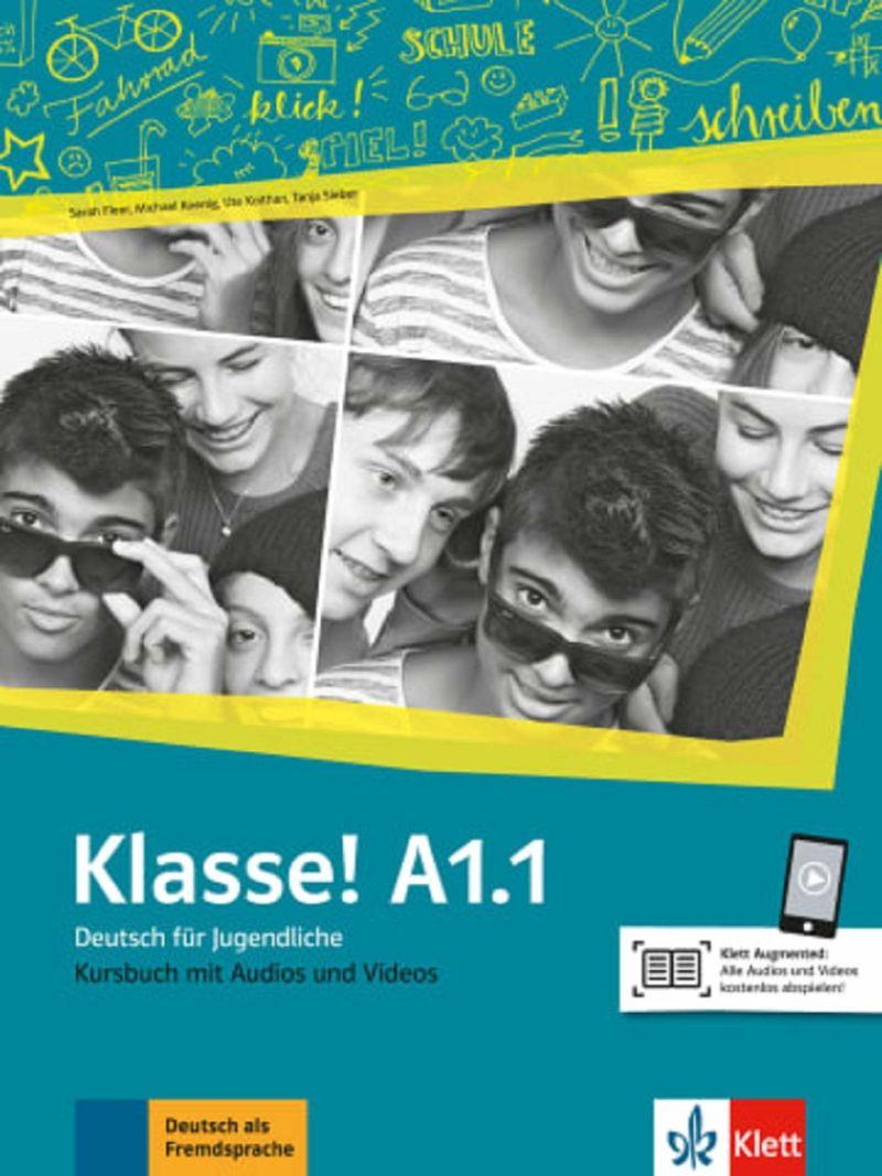 KLASSE A1.1 LIBRO
