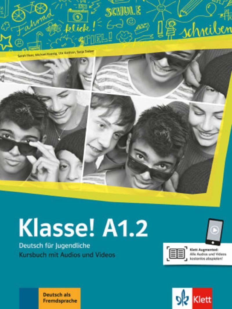 KLASSE A1.2 LIBRO ALUMNO
