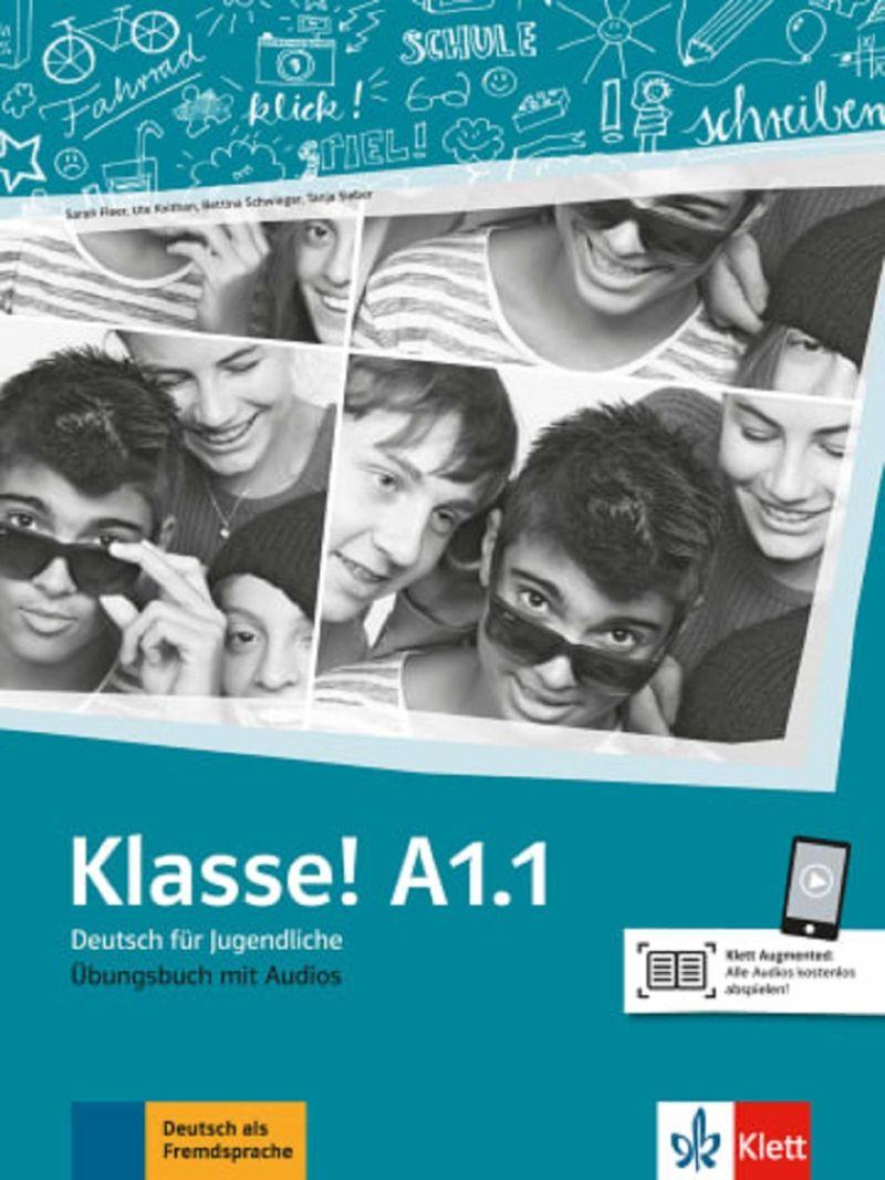 KLASSE A1.1 CUADERNO