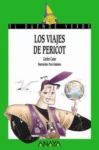 LOS VIAJES DE PERICOT