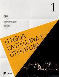 ESO 1 - LENGUA Y LITERATURA  (MEC)