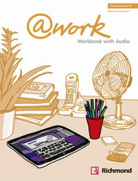 @WORK WORKBOOK PAPEL PRE-INTERMEDIATE B1