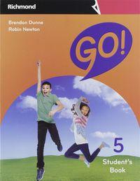 GO!5.  LIBRO