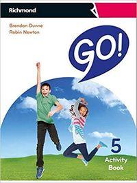 GO!5. CUADERNO
