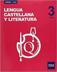 LENGUA Y LITERATURA 3º ESO.  INICIA