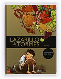 LAZARILLO DE TORMES  (COMIC)