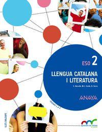 LLENGUA CATALANA I LITERATURA 2ESO