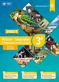 HISTOIRE-GEOGRAPHIE 3EME