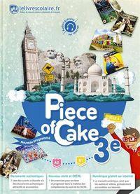 PIECE OF CAKE 3EME LIVRE DE L'ELEVE